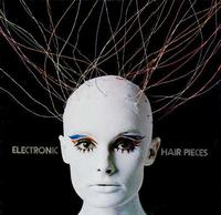 Mort Garson - Electronic Hair Pieces CD (album) cover