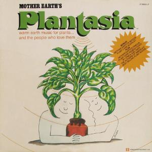 Mother Earth's Plantasia by GARSON, MORT album cover