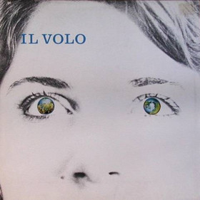 Il Volo - Il Volo CD (album) cover