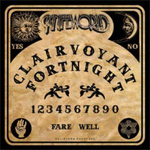 Knifeworld - Clairvoyant Fortnight CD (album) cover