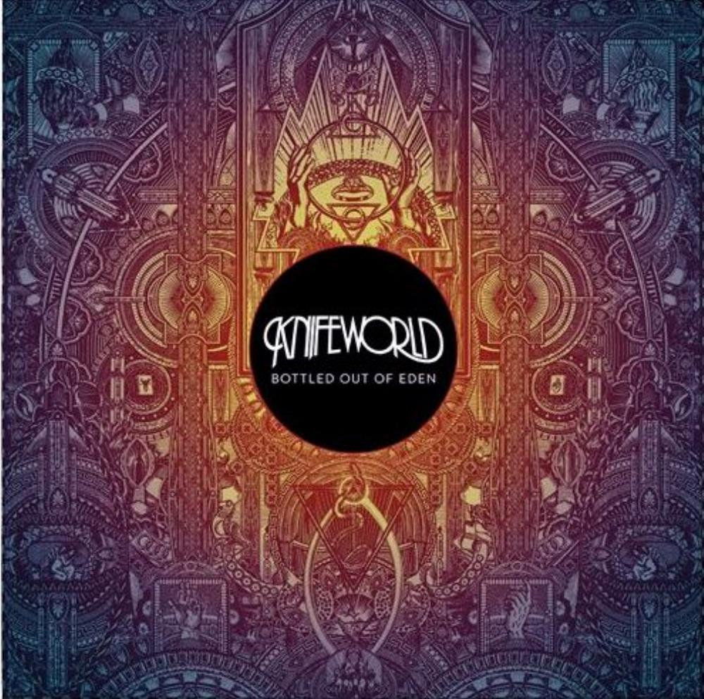 Knifeworld Bottled Out Of Eden album cover