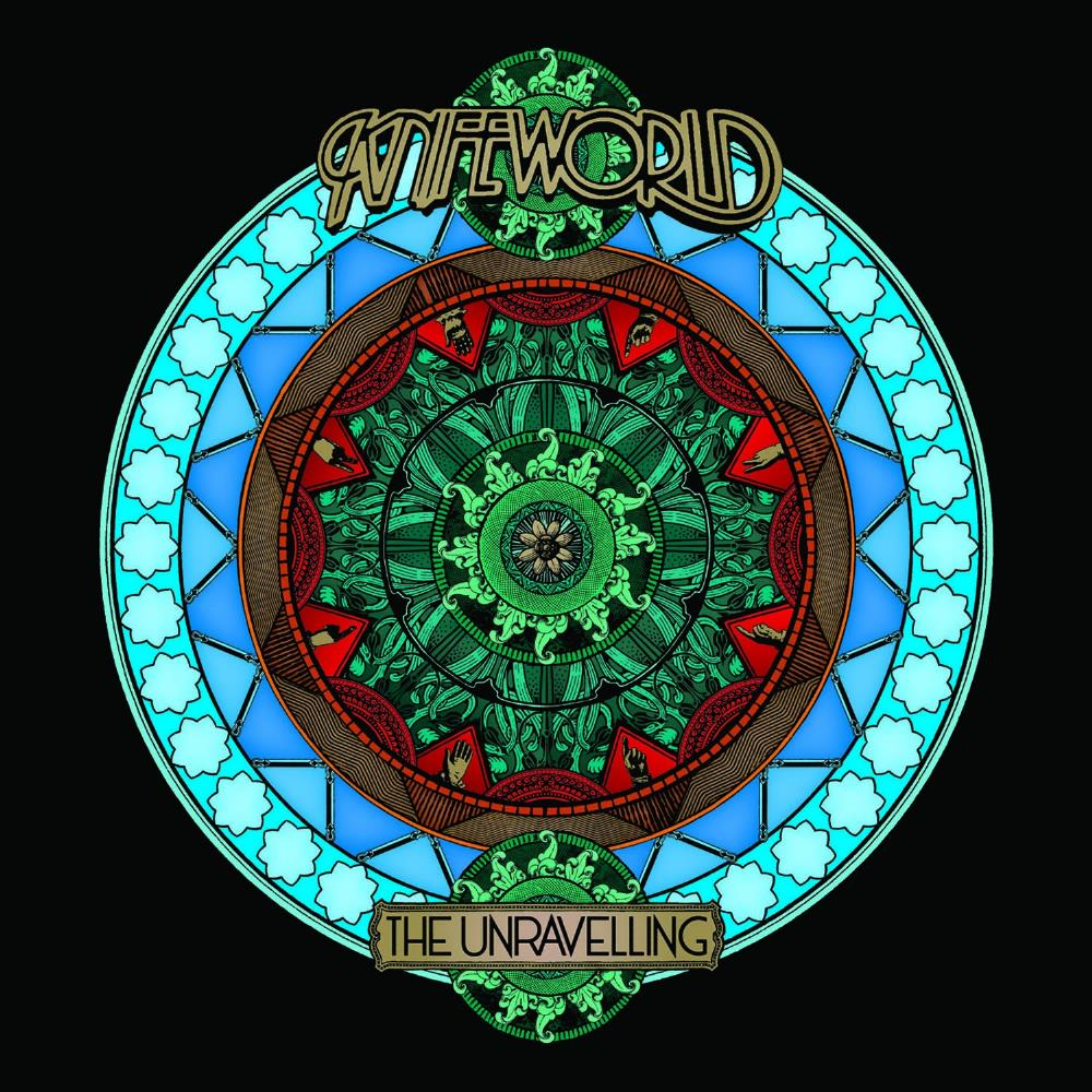 The Unravelling by KNIFEWORLD album cover