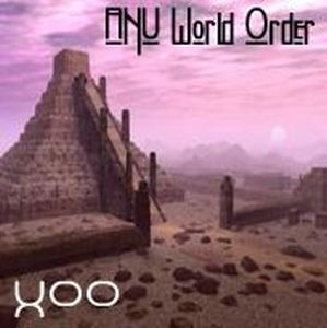 Xoo ANU World Order album cover
