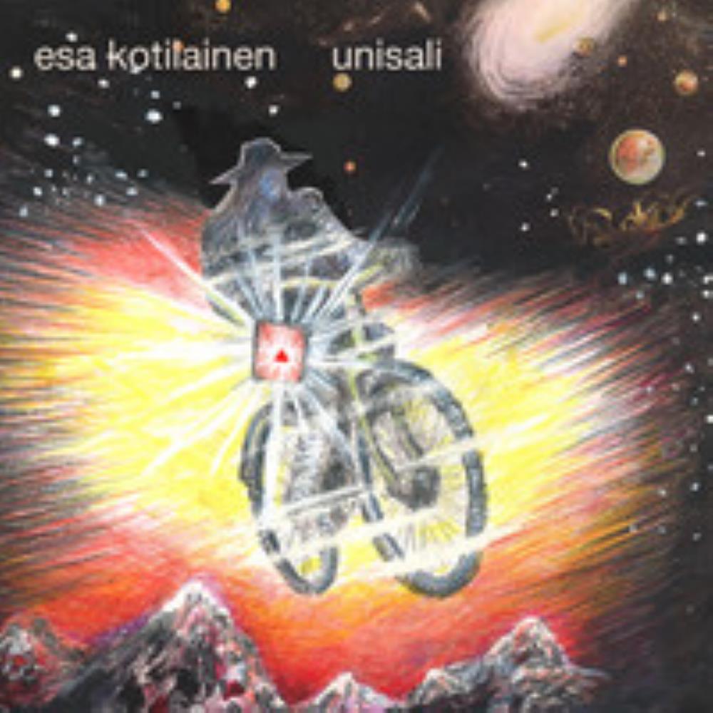 Unisali by Kotilainen,  Esa album rcover