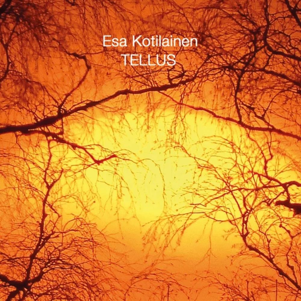 Tellus by KOTILAINEN,  ESA album cover