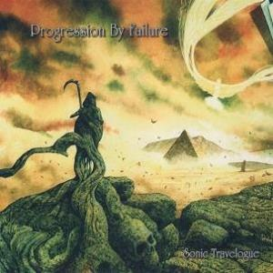 Progression by Failure Sonic Travelogue album cover