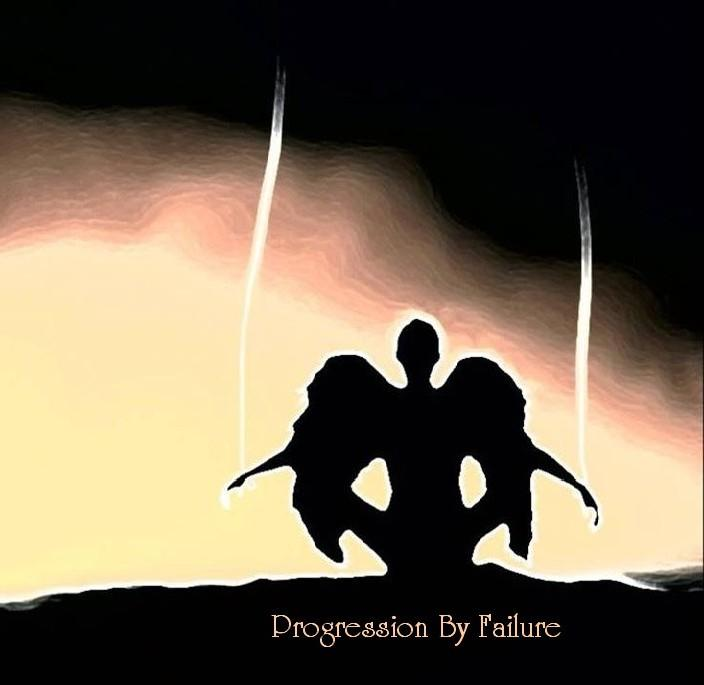 Progression by Failure - Progression by Failure CD (album) cover