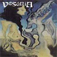 Vesania - Vesania CD (album) cover