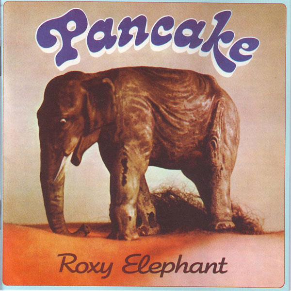 Roxy Elephant by PANCAKE album cover