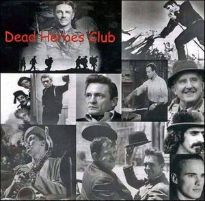 Dead Heroes Club - Dead Heroes Club CD (album) cover
