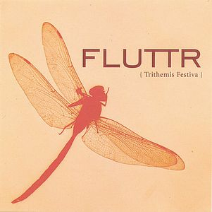 Trithemis Festiva by FLUTTR EFFECT album cover