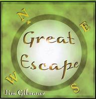 Great Escape by GILMOUR, JIM album cover