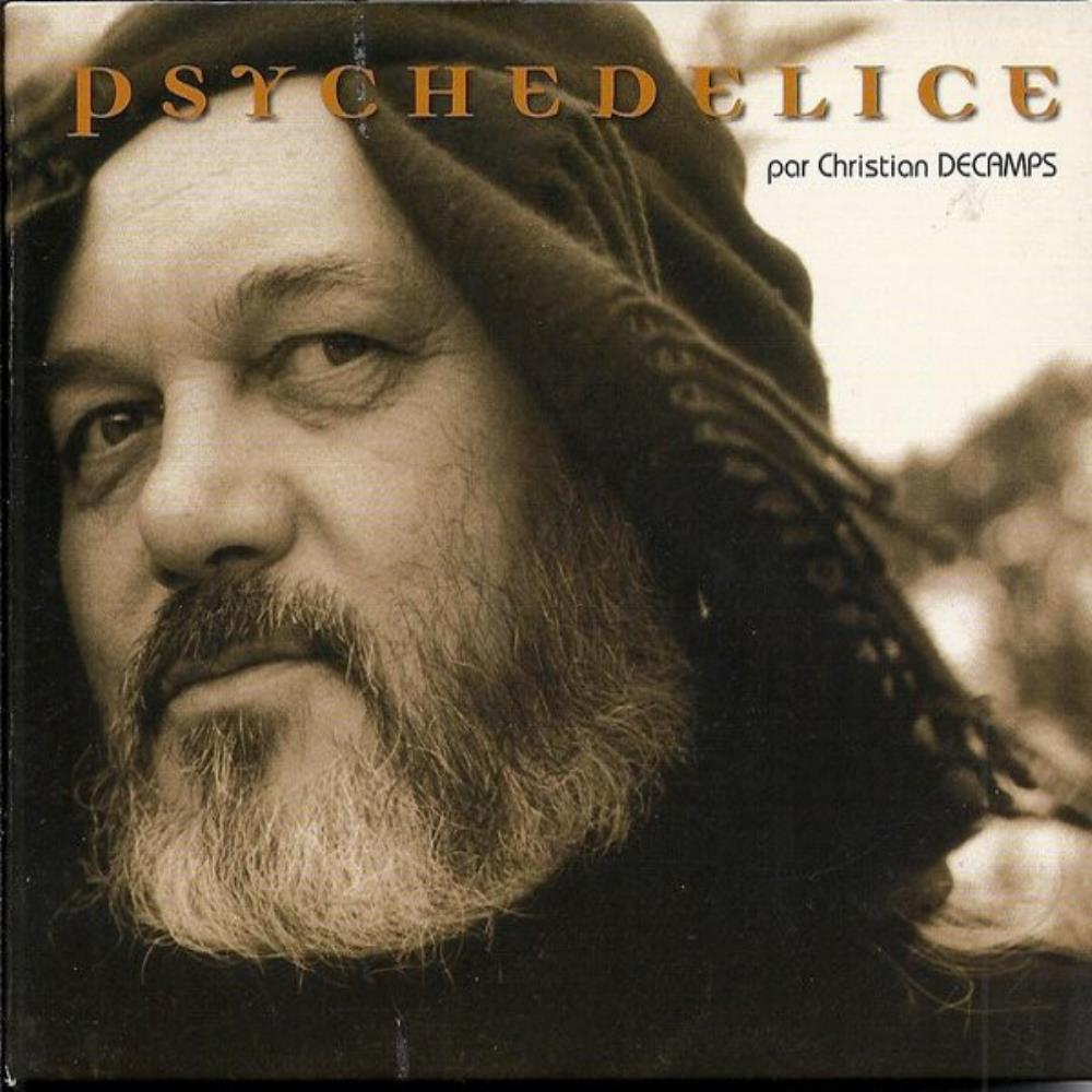 Psychédélice by DÉCAMPS, CHRISTIAN album cover
