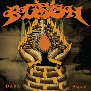Bison B.C. - Dark Ages CD (album) cover