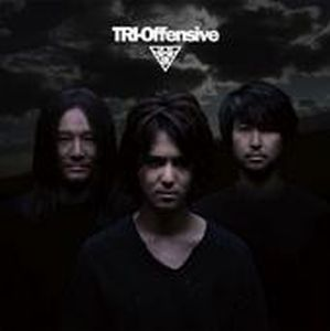 TRI-Offensive - Tri-Offensive CD (album) cover