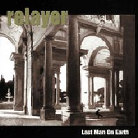 Relayer Last Man on Earth  album cover