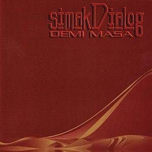 Simak Dialog - Demi Masa CD (album) cover