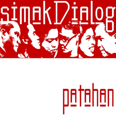 Simak Dialog - Patahan CD (album) cover