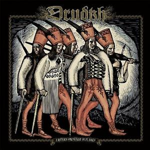 Drudkh Eastern Frontier In Flames album cover