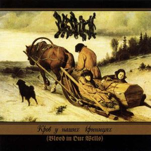 Drudkh - Кров у наших криницях (Blood in Our Wells) CD (album) cover