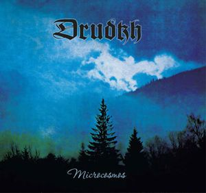 Drudkh - Microcosmos CD (album) cover