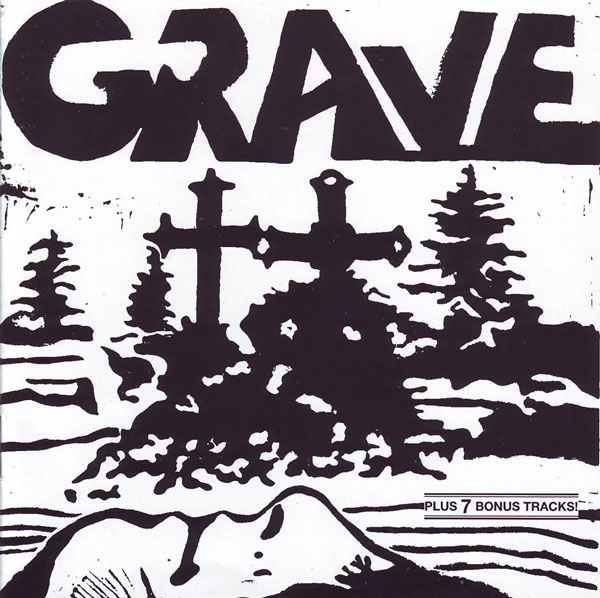 Grave 1 by GRAVE album cover