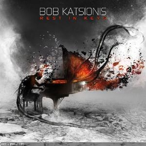 Babis Katsionis Rest in Keys album cover