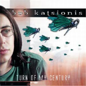 Babis Katsionis - Turn of my century CD (album) cover