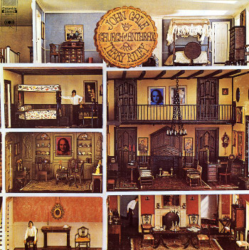 John Cale - Church of Anthrax (with Terry Riley) CD (album) cover
