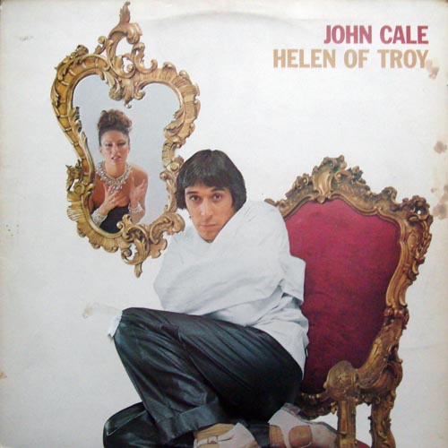 John Cale - Helen Of Troy CD (album) cover