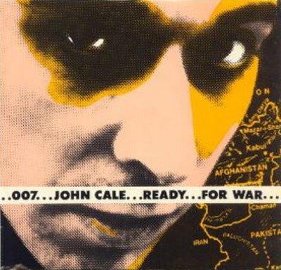 Mercenaries by CALE, JOHN album cover