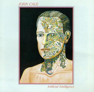 John Cale Artificial Intelligence album cover