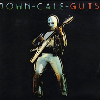 John Cale Guts album cover