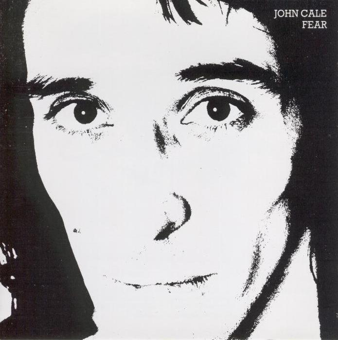 John Cale Fear album cover