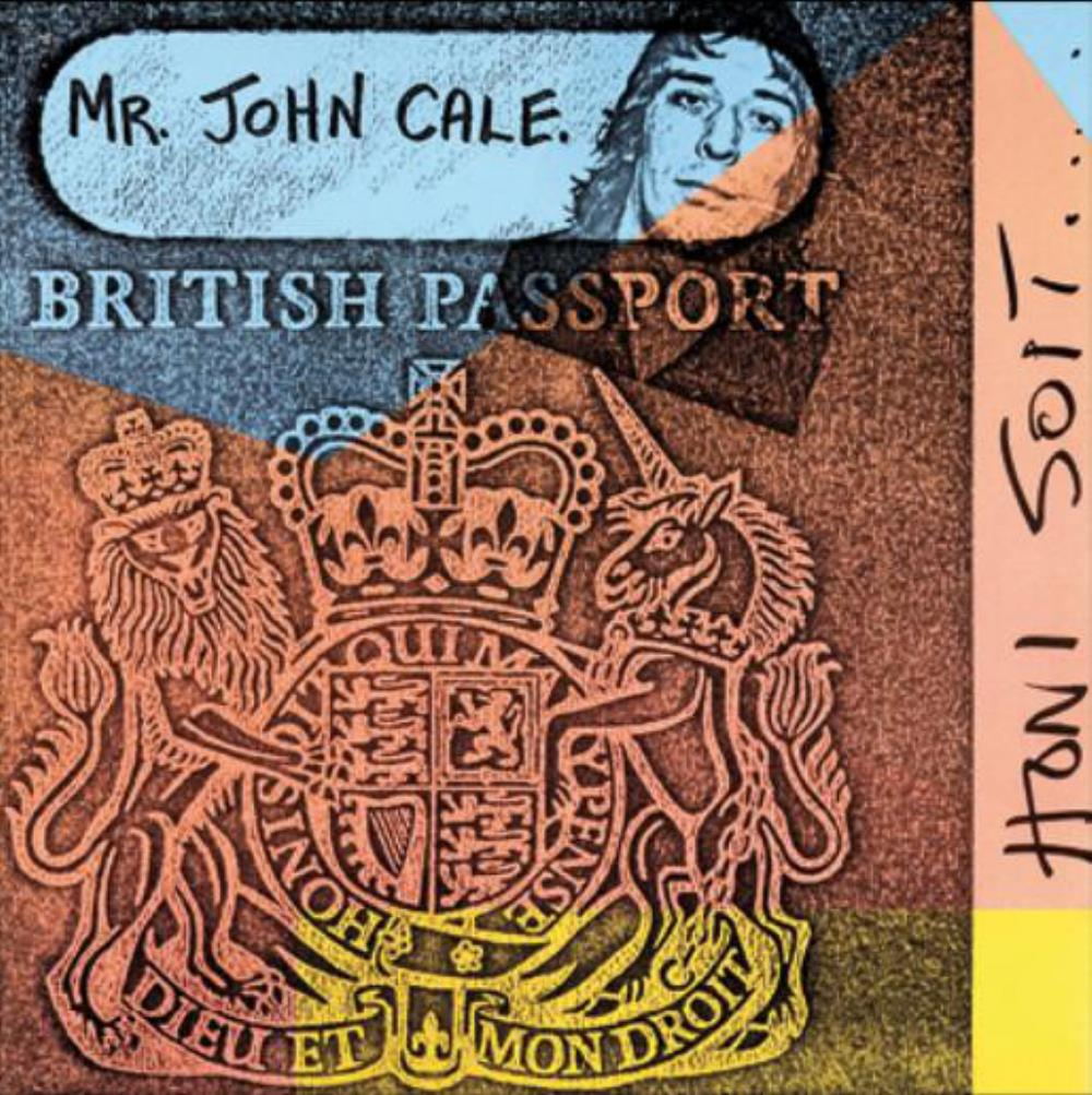 Honi Soit by CALE, JOHN album cover
