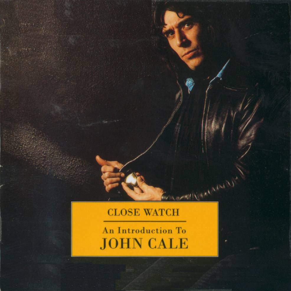John Cale Close Watch - An Introduction To John Cale album cover