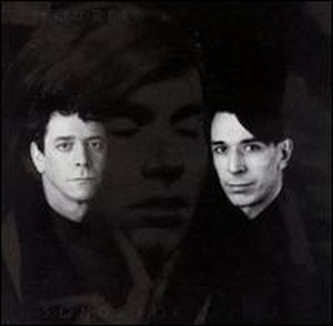 John Cale Songs For Drella (with Lou Reed) album cover