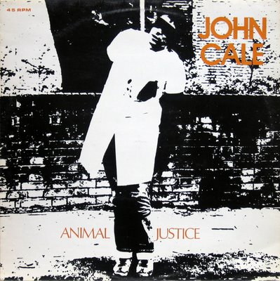Animal Justice by CALE, JOHN album cover