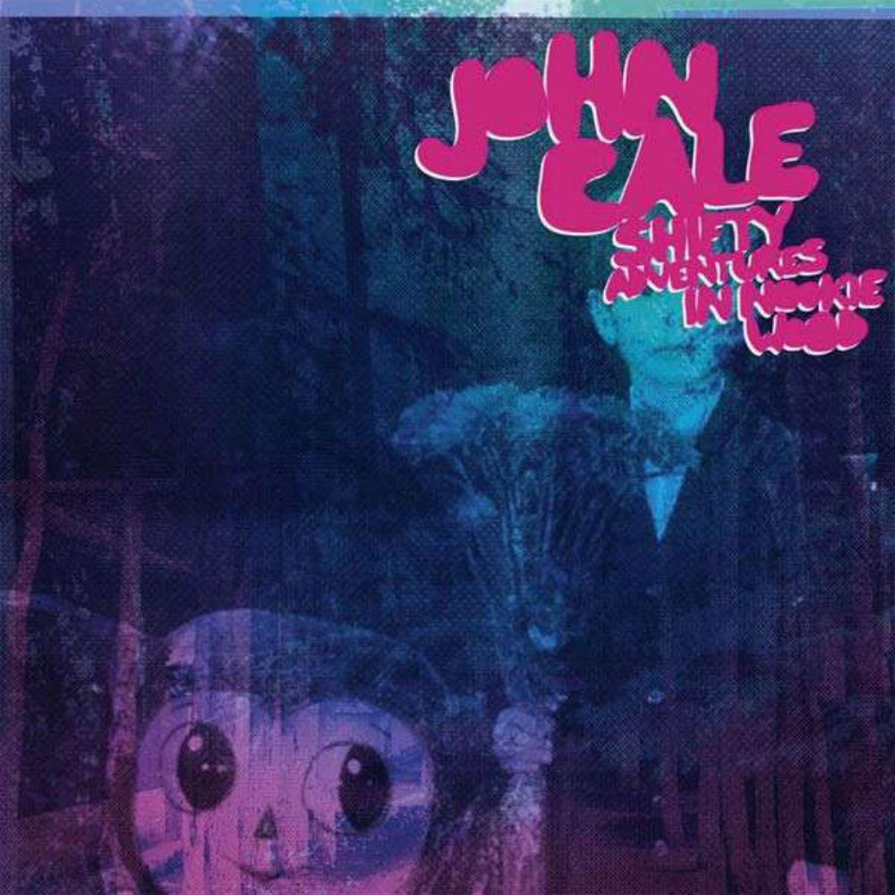 Shifty Adventures In Nookie Wood by CALE, JOHN album cover