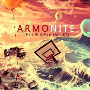 The Sun is New Each Day by ARMONITE album cover