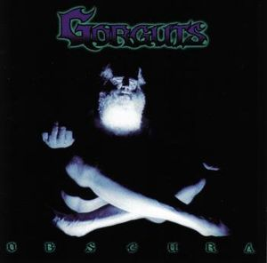 Gorguts Obscura album cover