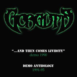 Gorguts Demo Anthology album cover
