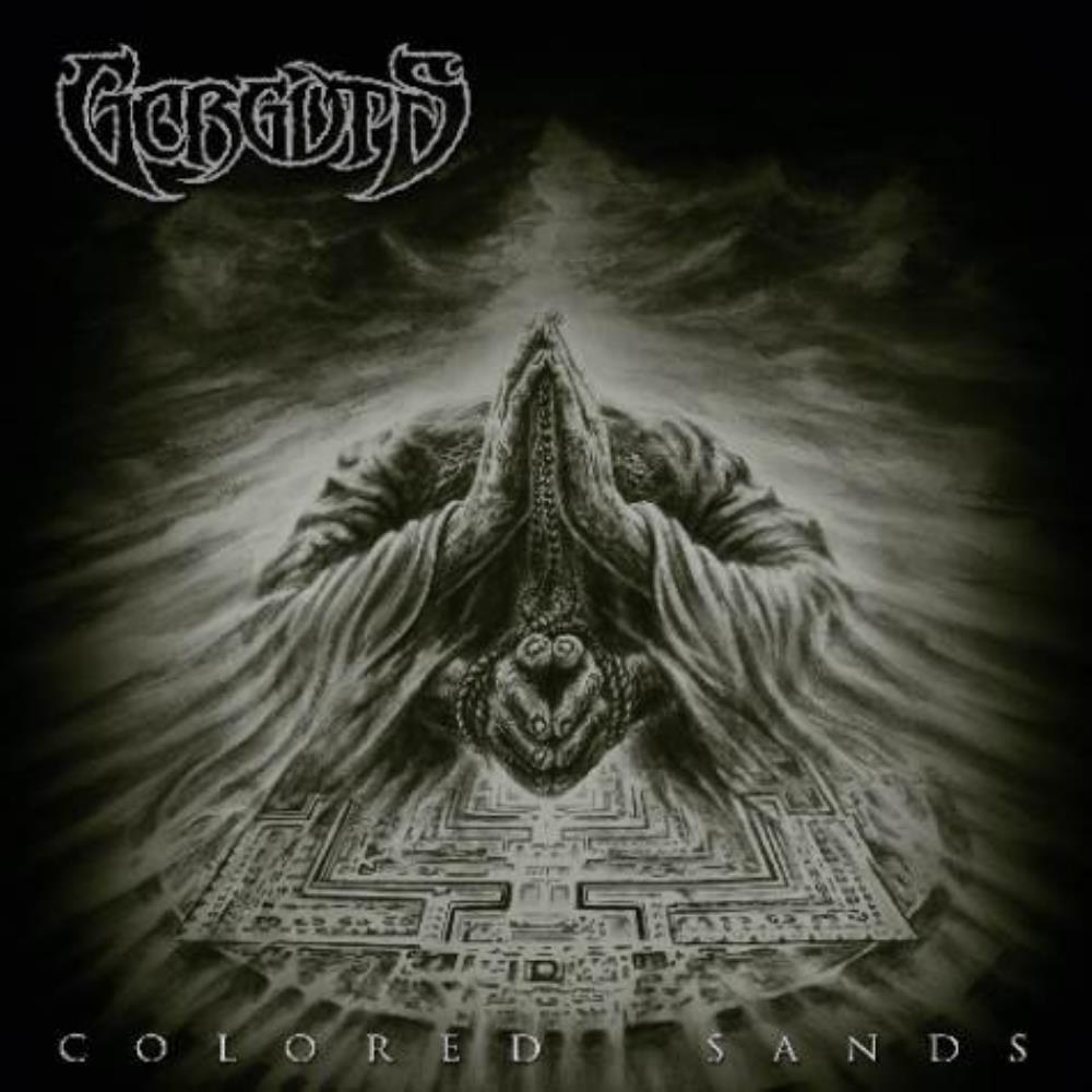 Colored Sands by GORGUTS album cover