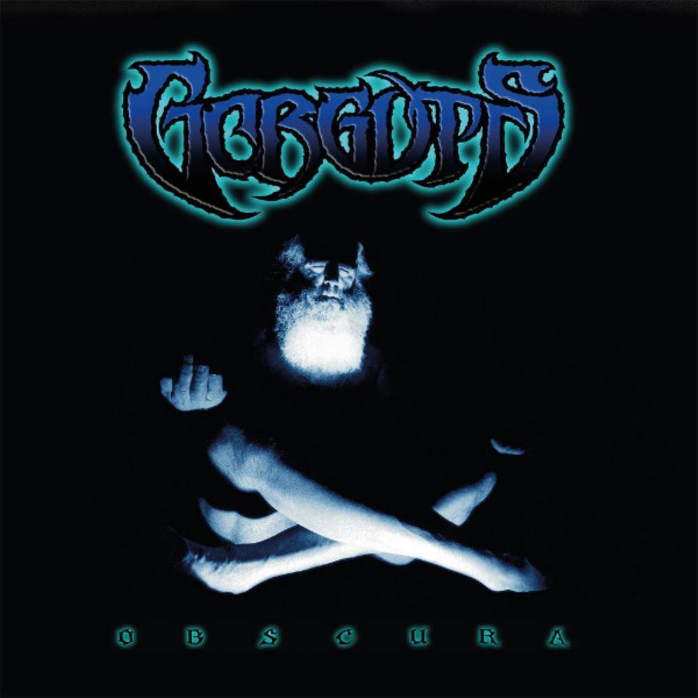 Gorguts - Obscura CD (album) cover