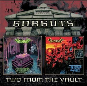 Gorguts Considered Dead/The Erosion Of Sanity album cover