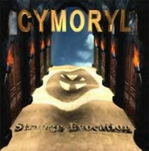 Strange evocation by CYMORYL album cover