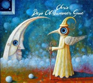 Chris - Days Of Summer Gone CD (album) cover