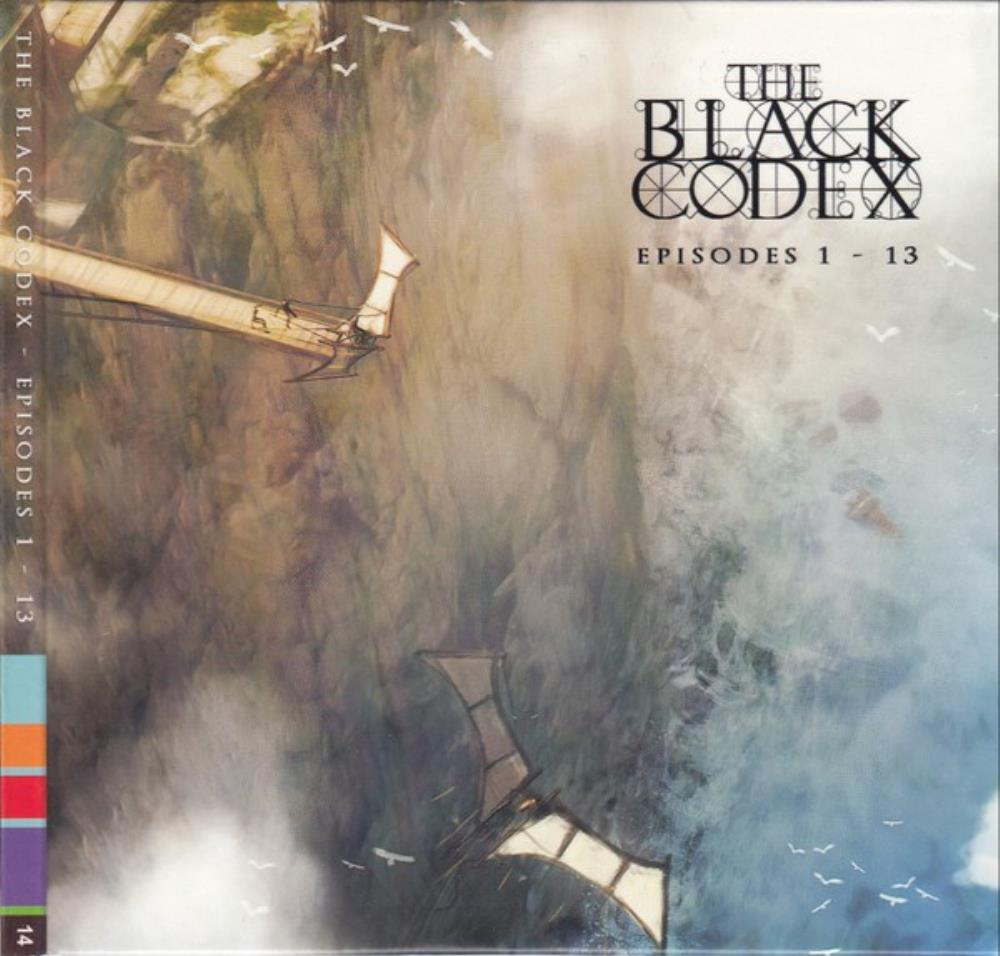 The Black Codex (Episodes 1-13) by BRUIN, CHRISTIAAN album cover