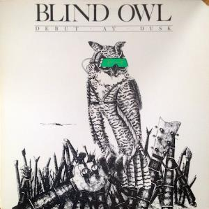 Debut At Dusk by BLIND OWL album cover