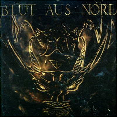 Blut Aus Nord - The Mystical Beast of Rebellion CD (album) cover